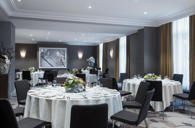 The Ritz-Carlton, Hotel de la Paix, Geneva - Geneva - Sảnh yến tiệc