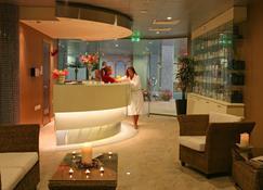 St George Hotel Spa & Beach Resort - Paphos - Front desk
