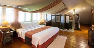 清邁帝國度假村及體育會所 - 湄林 - 清邁 - 臥室