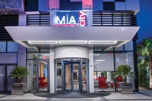 Mia City Hotel - Izmir - Toà nhà