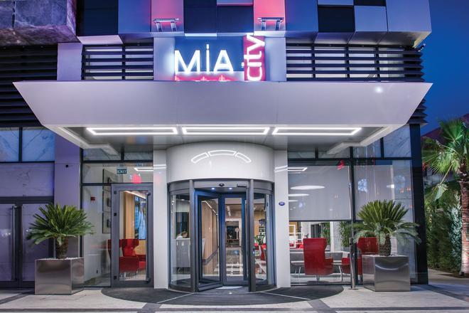 Mia City Hotel - İzmir - Rakennus