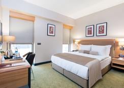 米亞城市酒店 - 伊士麥 - 伊茲密爾 - 臥室