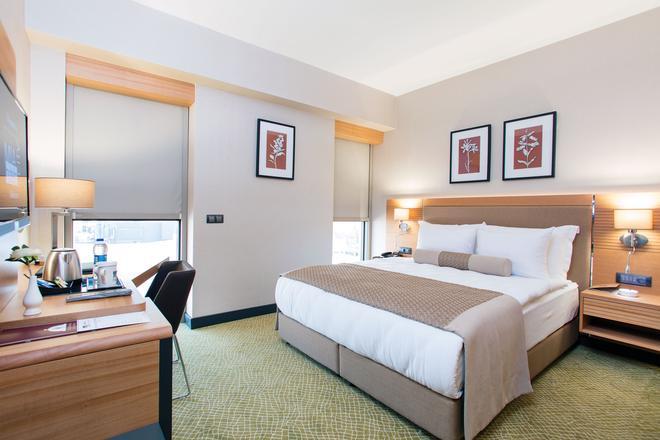 Mia City Hotel - İzmir - Makuuhuone