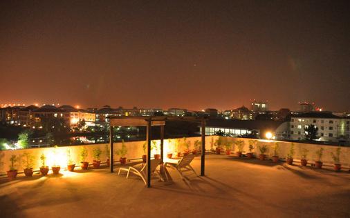 Kriss Residence - Bangkok - Balcony
