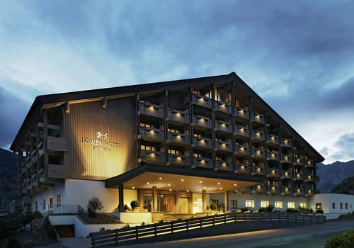 Löwen Hotel Montafon En 213 4 5 6 Schruns Hoteles Kayak