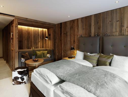 Löwen Hotel Montafon - Schruns - Bedroom