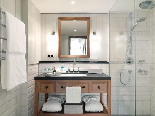 Löwen Hotel Montafon - Schruns - Bathroom