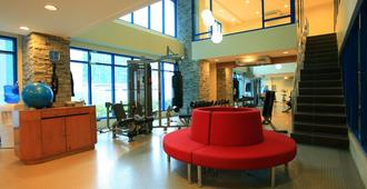 One Pacific Place Serviced Residences - Manila - Fitnessbereich