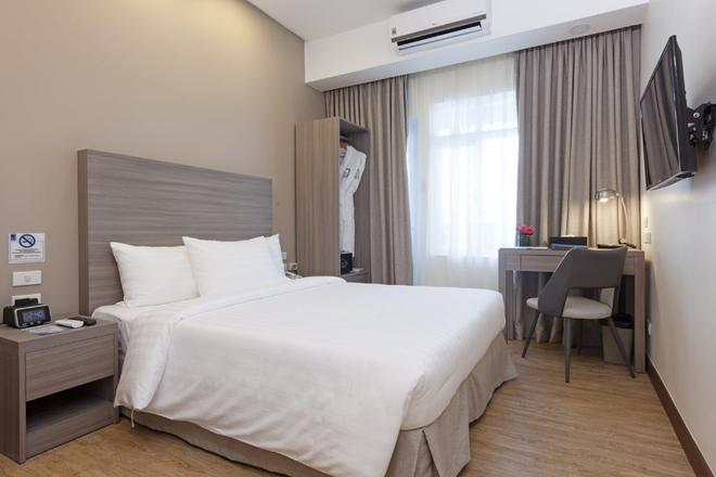 One Pacific Place Serviced Residences - Μανίλα - Κρεβατοκάμαρα