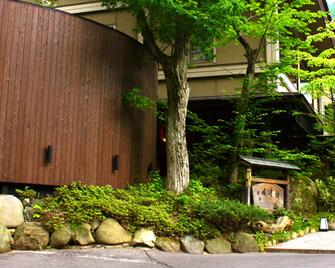 Tobira Onsen Myojinkan - Matsumoto - Building