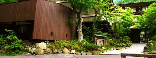 Tobira Onsen Myojinkan - Matsumoto - Κτίριο