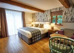 Lister Arms - Malham - Bedroom