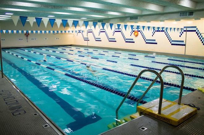 Vanderbilt Ymca - New York - Pool