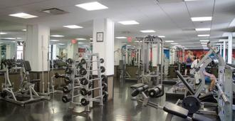 Vanderbilt Ymca - New York - Gym