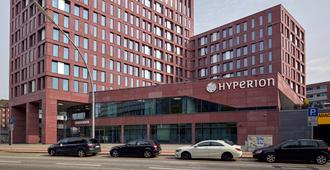 Hyperion Hotel Hamburg - Hampuri - Rakennus