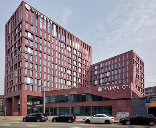 Hyperion Hamburg - Αμβούργο - Κτίριο