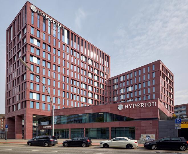 Hyperion Hamburg - Гамбург - Здание