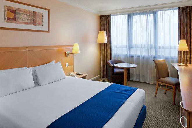 Holiday Inn London - Kensington Forum - Lontoo - Makuuhuone