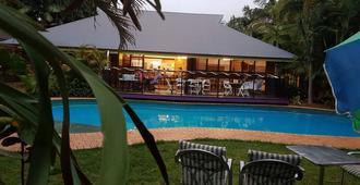 Oasis on Coochiemudlo - Brisbane - Piscina