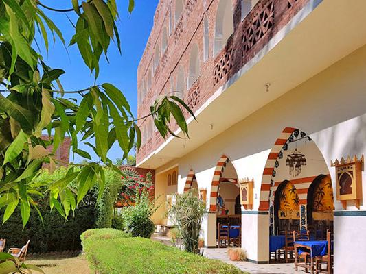 Hotel Sheherazade - Luxor - Building