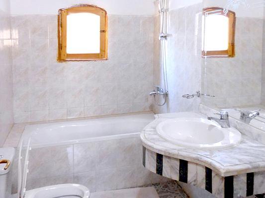 Hotel Sheherazade - Luxor - Bathroom