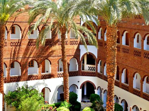 Hotel Sheherazade - Luxor - Gebäude