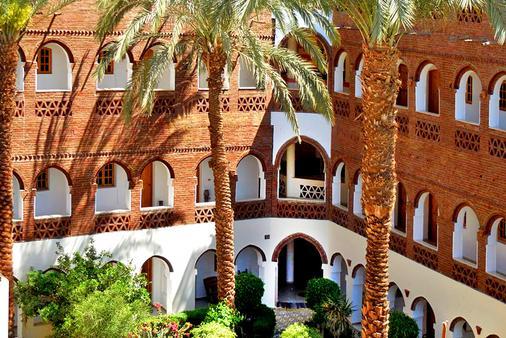 Hotel Sheherazade - Luxor - Toà nhà