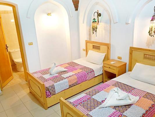 Hotel Sheherazade - Luxor - Bedroom