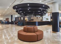 Hotel Silken Indautxu Bilbao - บิลเบา - ล็อบบี้