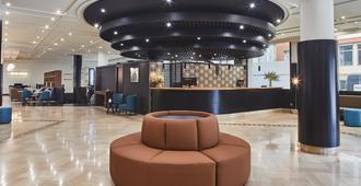 Hotel Silken Indautxu - Bilbao - Recepción
