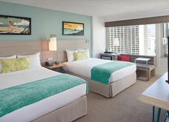 Queen Kapiolani Hotel - Honolulu - Bedroom