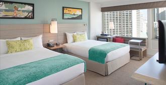 Queen Kapiolani Hotel - הונולולו - חדר שינה
