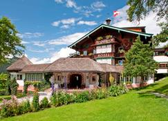 Tennerhof Gourmet & Spa de Charme Hotel - Kitzbühel - Building