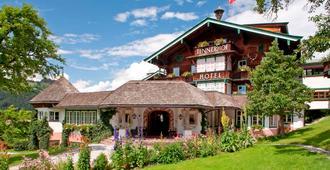 Tennerhof Gourmet & Spa de Charme Hotel - Relais & Châteaux - Kitzbühel - Building
