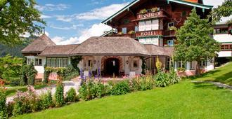 Tennerhof Gourmet & Spa de Charme Hotel - Relais & Châteaux - Kitzbühel - Edificio