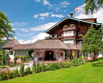 Tennerhof Gourmet & Spa de Charme Hotel - Relais & Châteaux - Kitzbühel - Toà nhà