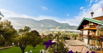 Tennerhof Gourmet & Spa de Charme Hotel - Relais & Châteaux - Kitzbühel - Edifício