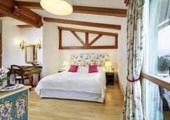 Tennerhof Gourmet & Spa de Charme Hotel - Kitzbühel - Makuuhuone