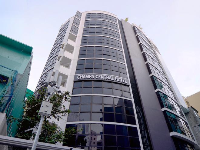 Champa Central Hotel - Malé - Building