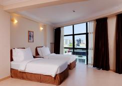 Champa Central Hotel - Malé - Slaapkamer