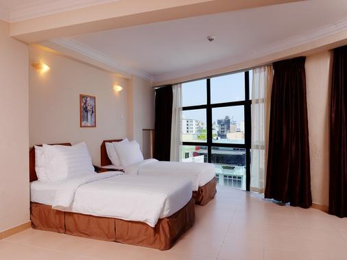 Champa Central Hotel - Malé - Makuuhuone