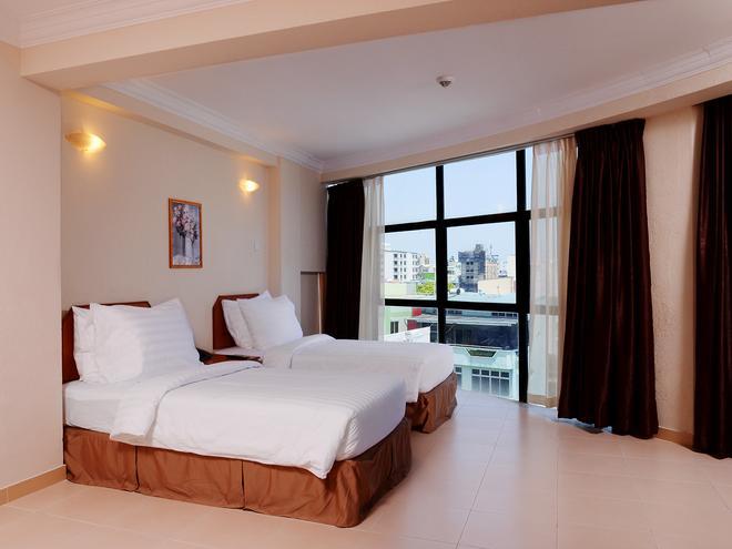 Champa Central Hotel - Malé - Bedroom
