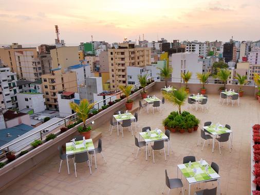 Champa Central Hotel - Malé - Parveke