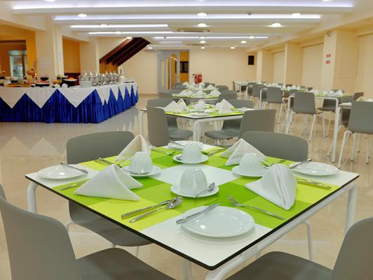 Champa Central Hotel - Malé - Banquet hall