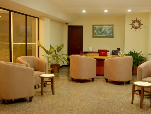 Champa Central Hotel - Malé - Lobby