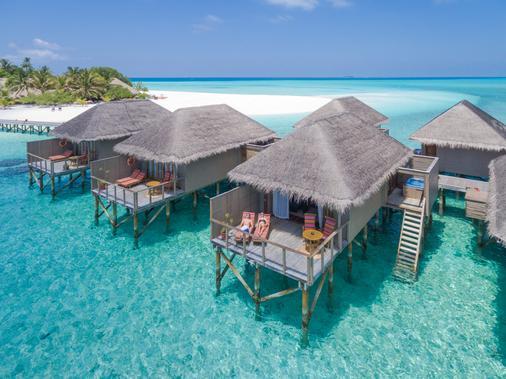 蜜月島度假村 - Meeru Island - 臥室