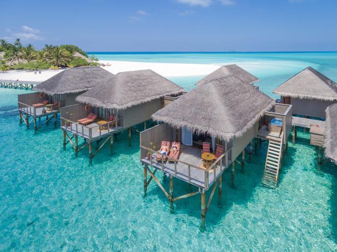 Meeru Island Resort & Spa - Meeru Island - Makuuhuone