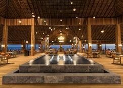 Hurawalhi Island Resort - Komandoo (Lhaviyani) - Ravintola