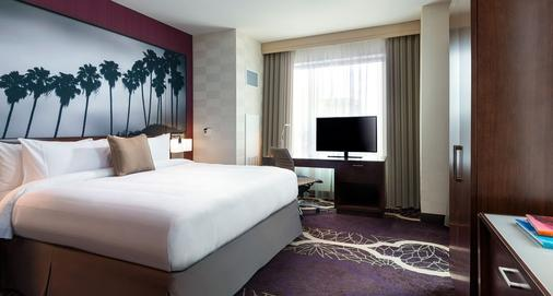 Residence Inn by Marriott Los Angeles L.A. LIVE - Los Angeles - Bedroom