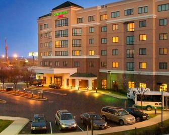 Courtyard by Marriott Newark Elizabeth - Elizabeth - Gebäude